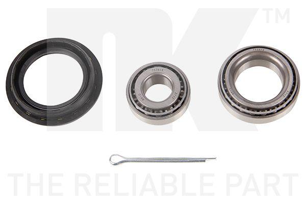 NK  753616 Radlagersatz Ø: 50,30mm, Innendurchmesser: 29,00mm