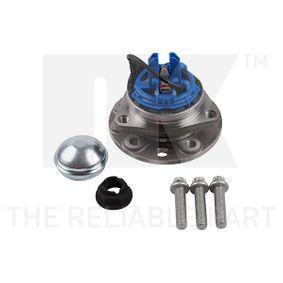 Radlagersatz Ø: 137, 137,00mm, Innendurchmesser: 89mm mit OEM-Nummer 1603841