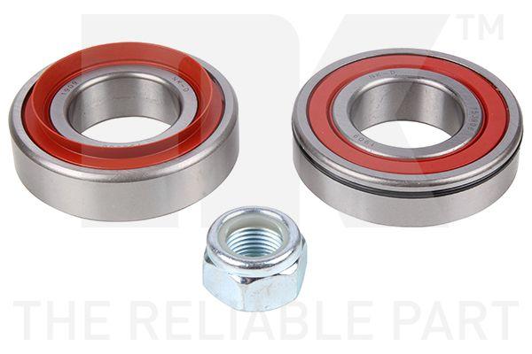 NK  753906 Radlagersatz Ø: 62mm, Innendurchmesser: 30mm