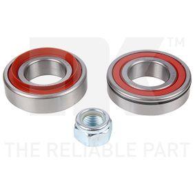 Radlagersatz Ø: 62,00mm, Innendurchmesser: 30,00mm mit OEM-Nummer 7701460637