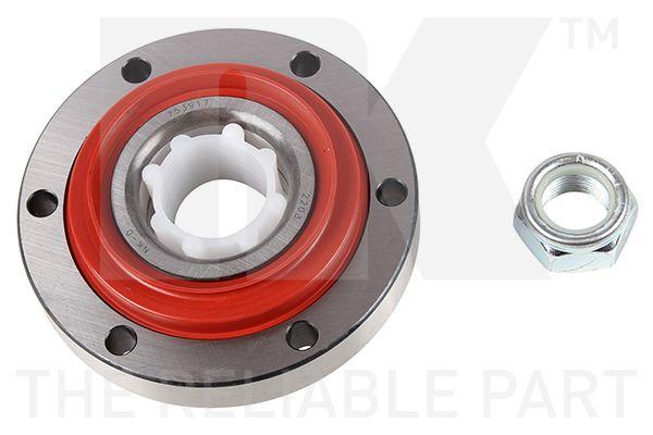 NK  753917 Radlagersatz Ø: 108mm, Innendurchmesser: 40mm