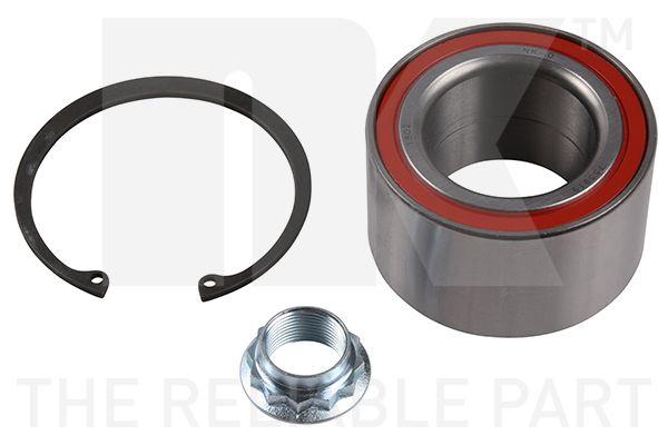 NK  753919 Radlagersatz Ø: 84mm, Innendurchmesser: 49mm