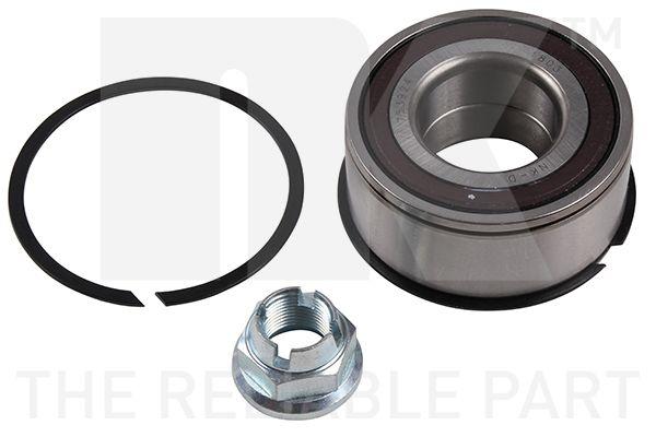 NK  753924 Radlagersatz Ø: 84,1mm, Innendurchmesser: 40mm