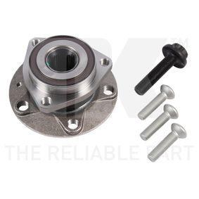 Wheel Bearing Kit Ø: 136,50, 137mm with OEM Number 8V0 498 625 A