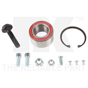 Radlagersatz Ø: 80mm, Innendurchmesser: 44,7mm mit OEM-Nummer 7D0 498 625