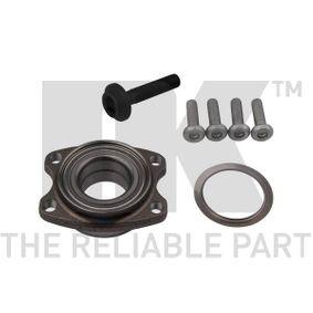Wheel Bearing Kit Ø: 95, 95,00mm, Inner Diameter: 43mm with OEM Number 8E0 498 625 B