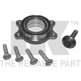 Radlagersatz Innendurchmesser: 61mm mit OEM-Nummer 4H0 498 625 E