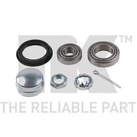 Radlagersatz Ø: 50,4mm, Innendurchmesser: 17,4mm mit OEM-Nummer 6U0 501 319