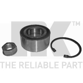 Wheel Bearing Kit Ø: 86mm, Inner Diameter: 46mm with OEM Number 3350-80