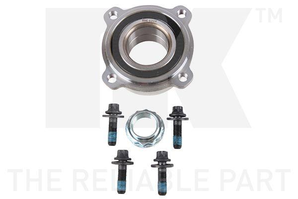 NK  761514 Radlagersatz Ø: 125mm, Innendurchmesser: 45mm