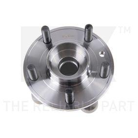 Radlagersatz Ø: 125mm, Innendurchmesser: 45mm mit OEM-Nummer 33411095654