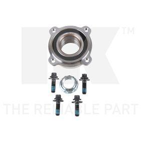 Radlagersatz Ø: 125mm, Innendurchmesser: 45mm mit OEM-Nummer 33411093725