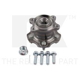2021 Nissan Juke f15 1.6 DIG-T 4x4 Wheel Bearing Kit 762240