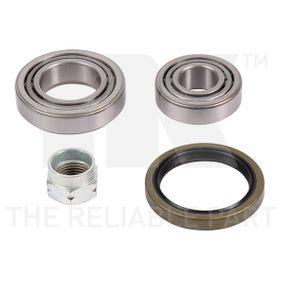 Radlagersatz Ø: 50,3mm, Innendurchmesser: 17,5mm mit OEM-Nummer 311 405 625
