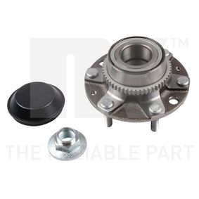 Radlagersatz Ø: 161,2mm, Innendurchmesser: 45mm mit OEM-Nummer 527104D000