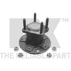 Radlagersatz Ø: 140mm mit OEM-Nummer 1604313