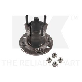 Wheel Bearing Kit Ø: 136mm with OEM Number 1604315