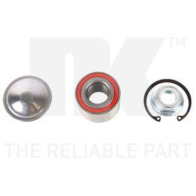 Radlagersatz Ø: 52mm, Innendurchmesser: 25mm mit OEM-Nummer 7701462217