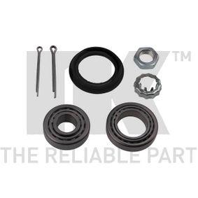 Radlagersatz Ø: 45,2mm, Innendurchmesser: 19,1mm mit OEM-Nummer 4A0598625
