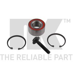Radlagersatz Ø: 75,00mm, Innendurchmesser: 39,00mm mit OEM-Nummer 8D0 598 625A