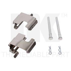Accessory Kit, disc brake pads 7923273 PANDA (169) 1.2 MY 2020