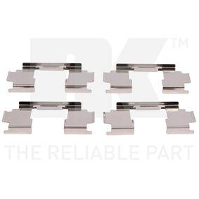 Комплект принадлежности, дискови накладки 7926276 25 Хечбек (RF) 2.0 iDT Г.П. 1999