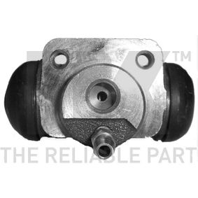 Radbremszylinder Ø: 15,80mm mit OEM-Nummer 008 420 42 18