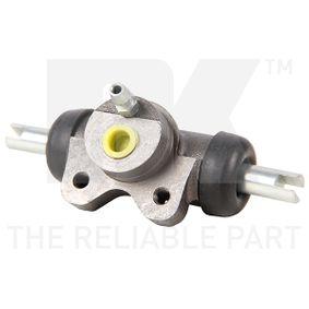 Radbremszylinder Ø: 15,8mm mit OEM-Nummer 0054208118