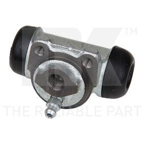 Radbremszylinder Ø: 17,40mm mit OEM-Nummer 7701040850