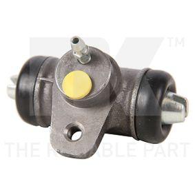Radbremszylinder Ø: 23,8mm mit OEM-Nummer 211.611.047D