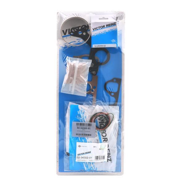 Gasket Set, cylinder head 02-34302-01 REINZ 02-34302-01 original quality