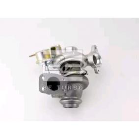 BU Turbocompresor, sobrealimentación 127308 con OEM número 9657603780