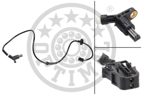 ABS Sensor 06-S139 OPTIMAL 06-S139 in Original Qualität