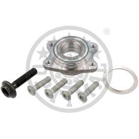 Wheel Bearing Kit Ø: 85mm, Inner Diameter: 43mm with OEM Number 8E0 498 625B
