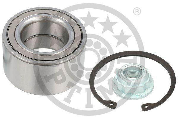 OPTIMAL  101113 Juego de cojinete de rueda Ø: 74mm, Diám. int.: 40mm