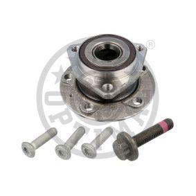 Wheel Bearing Kit Ø: 136,5, 80mm, Inner Diameter: 29mm with OEM Number 8V0 598 625 B