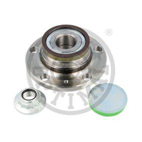 Radlagersatz Ø: 120mm, Innendurchmesser: 28mm mit OEM-Nummer 6Q0 598 611 A