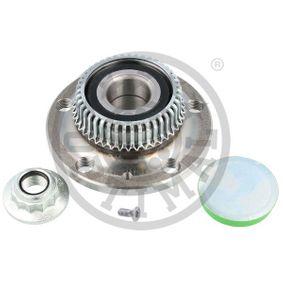 Radlagersatz Ø: 120mm, Innendurchmesser: 30mm mit OEM-Nummer 1J0598477