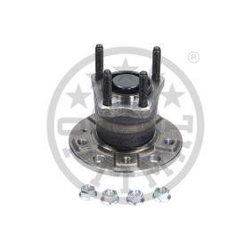 Radlagersatz Ø: 140mm mit OEM-Nummer 09 120273