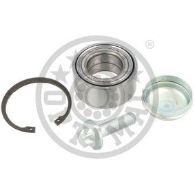 2008 Mercedes W245 B 180 CDI 2.0 (245.207) Wheel Bearing Kit 401655