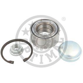 2009 Mercedes W245 B 180 CDI 2.0 (245.207) Wheel Bearing Kit 401657