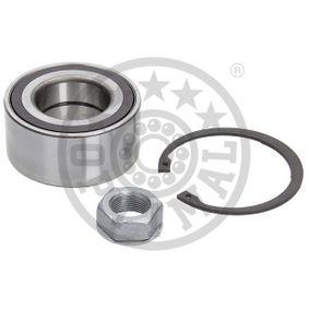 Wheel Bearing Kit Ø: 86mm, Inner Diameter: 46mm with OEM Number 33 5 080
