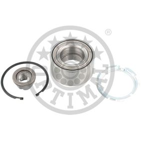 Radlagersatz Ø: 72,04mm, Innendurchmesser: 37mm mit OEM-Nummer 7701207677