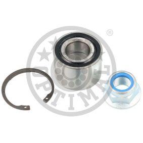 Wheel Bearing Kit Ø: 52mm, Inner Diameter: 25mm with OEM Number 4321 0AZ 300