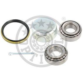 Radlagersatz mit OEM-Nummer 7701460642