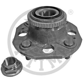 Wheel Bearing Kit Ø: 152mm, Inner Diameter: 30mm with OEM Number 43262-4M400