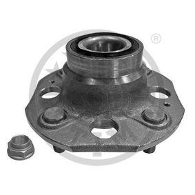 Cojinete de Rueda HONDA ACCORD IV (CB) 2.0 16V (CB3) de Año 01.1990 90 CV: Juego de cojinete de rueda (911387) para de OPTIMAL