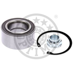 OPTIMAL  911831 Wheel Bearing Kit Ø: 86mm, Inner Diameter: 48mm