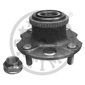 Cojinete de Rueda HONDA ACCORD IV (CB) 2.0 16V (CB3) de Año 01.1990 90 CV: Juego de cojinete de rueda (912803) para de OPTIMAL