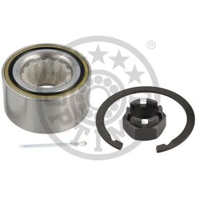 Wheel Bearing Kit Ø: 76mm, Inner Diameter: 42mm with OEM Number 50310-3E101